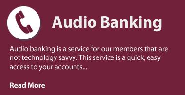 Audio Banking