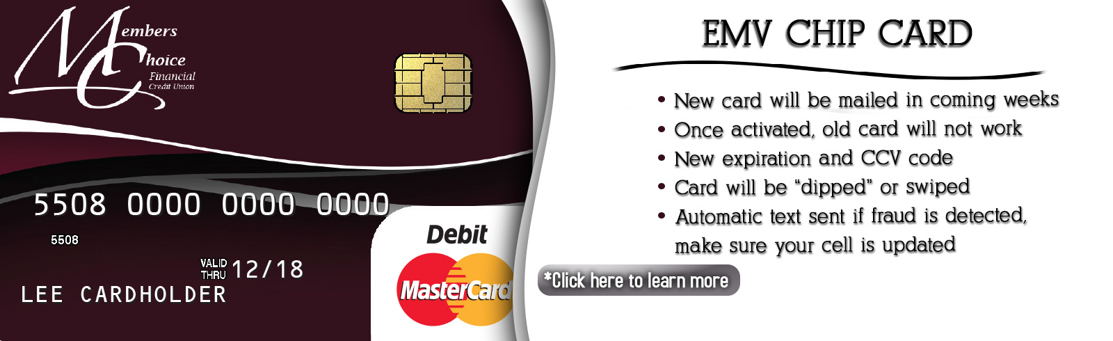 EMV Chip Card