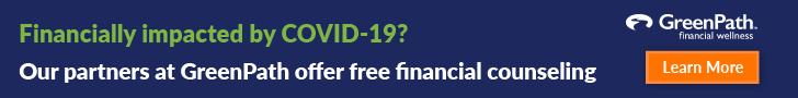 GreenPath COVID-19 Financial Counseling