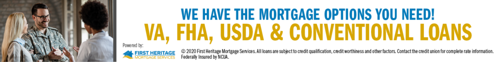 We have the mortgage options YOU NEED!