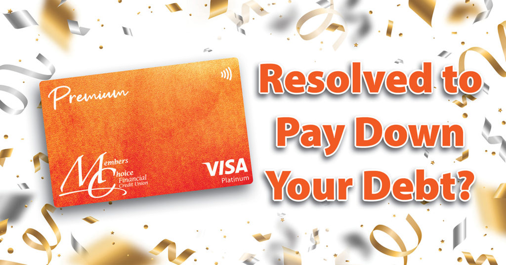 Resolved to Pay Down Your Debit?
