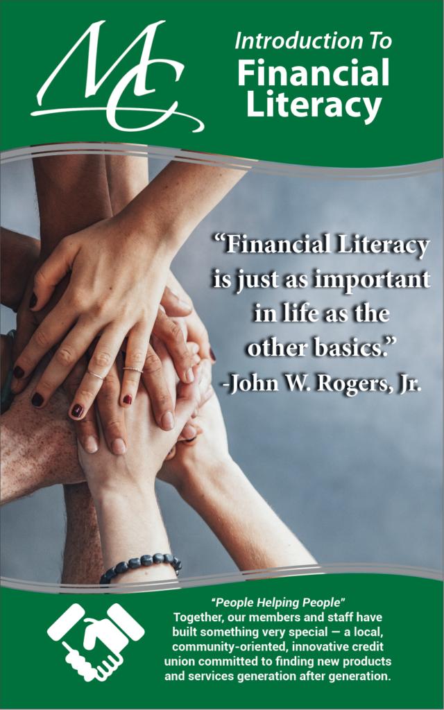 Financial Literacy Brochure