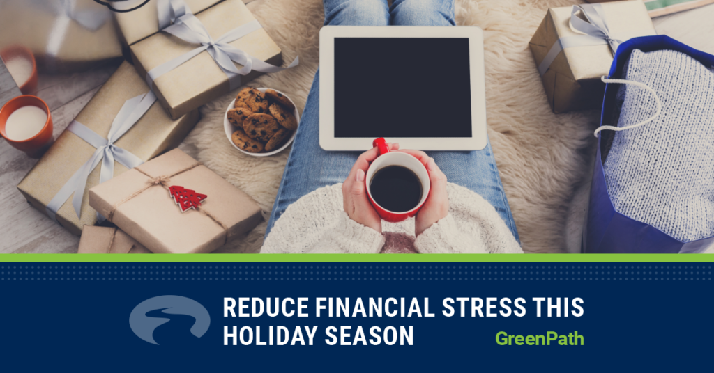 Reduce Financial Stress This Holiday Season. Learn More.