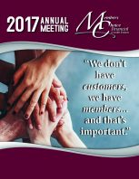 2017 Annual Meeting Booklet Cover
